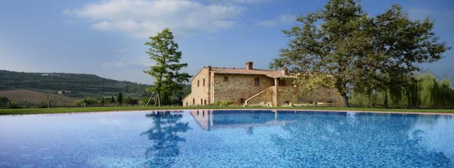 Swimming pool - vignola - Montepulciano - rentals