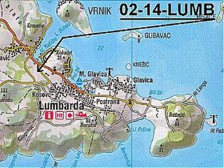 A00214LUMB R3(2) - Lumbarda - Lumbarda vacation rentals