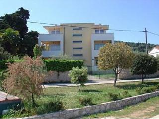 1 bedroom Apartment with A/C in Preko - Preko vacation rentals