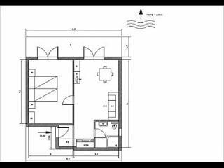 35172  A5(2+2) - Gradac - Gradac vacation rentals