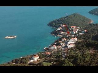 2410 A2(4+2) - Cove Tri zala (Zrnovo) - Cove Tri Zala (Zrnovo) vacation rentals
