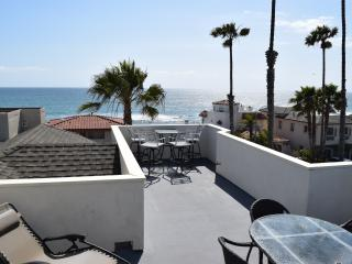 1/2 THE PRICE ACROSS THE STREET FROM THE BEACH - Oceanside vacation rentals