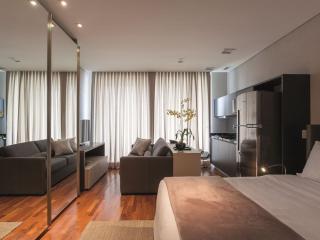 Modern 1 Bedroom Apartment in the Heart of Vila Olimpia - Sao Paulo vacation rentals