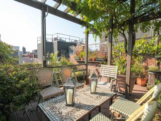 Large 4 Bedroom Duplex with a Private Roof Deck! - New York City vacation rentals