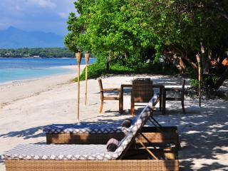 The Beach Villa with private white sandy beach - Pemenang vacation rentals
