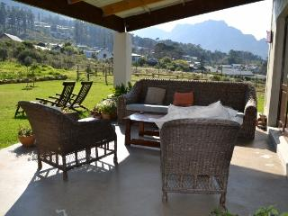 Large family home in top security estate - Hout Bay vacation rentals
