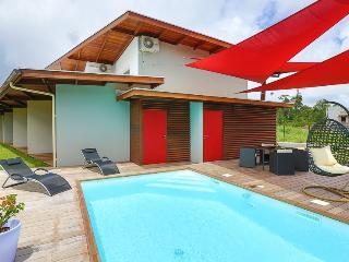 RESIDENCE HIBISCUS 5 Etoiles DUPLEX T2 (mauve) - Cayenne vacation rentals