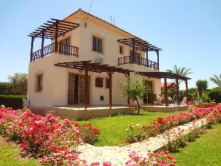 3 bed villa, landscaped gardens,private pool, wifi - Argaka vacation rentals