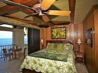 DELUXE OCEANFRONT STUDIO HIGHLY UPGRADED - Kailua-Kona vacation rentals