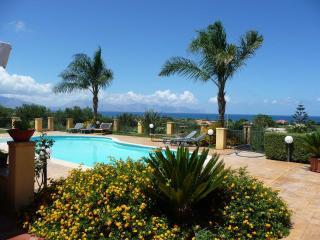 Villa San Cataldo, Terrasini Sicily - Terrasini vacation rentals