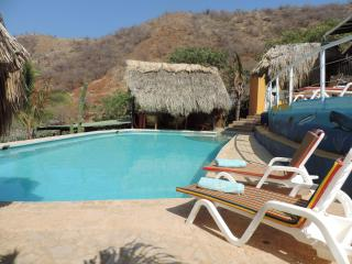 Comfortable Resort with Internet Access and Television - Taganga vacation rentals