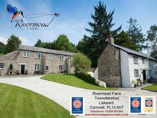 Rivermead Farm - Farm Cottage - Bodmin vacation rentals