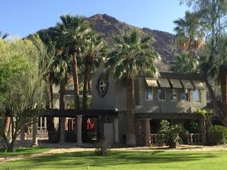 UNIQUE GUEST VILLA ON 1.2 ACRE CAMELBACK ESTATE - Phoenix vacation rentals
