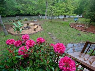 River Mist Log Cabin - Blue Ridge, Georgia - Blue Ridge vacation rentals