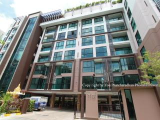 Heart of Bangkok, New 1BR, BTS, WiFi1 - Bangkok vacation rentals