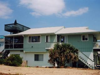 Bright and Airy Ocean View Home with Roof Top Deck - New Smyrna Beach vacation rentals