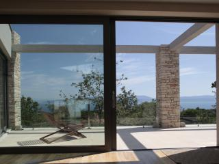 Beautiful new contemporary  house:  Casa Bura - Ravni vacation rentals