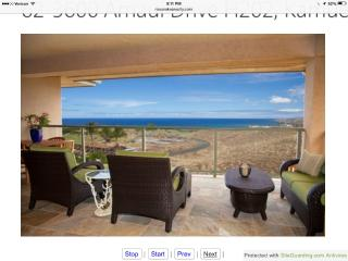 Perfect Condo with Internet Access and Water Views - Kohala Ranch vacation rentals