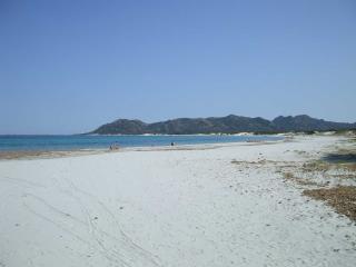 Appartamento a 100 metri dalla spiaggia - Capo Comino vacation rentals