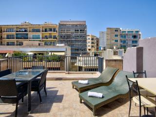 Stunning View Sliema Penthouse - Sliema vacation rentals