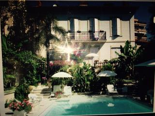 Stunning Top Floor Apartment with Pool - Central C - Cannes vacation rentals