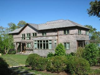 Contemporary Style Home with Waterviews of Edgartown Harbor - Edgartown vacation rentals