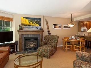 Woodrun Lodge #218 |  1 Bedroom + Den Ski-In/Ski-Out Condo, Shared Hot Tub - Whistler vacation rentals