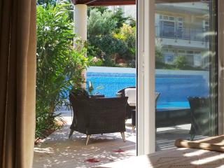Spacious luxury pool side bungalow - Makry-Gialos vacation rentals