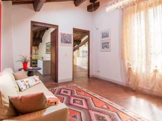 Delightful Lucca mansard apartment with 2 bedrooms - Lucca vacation rentals