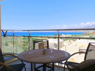 Luxury Penthouse featuring large balcony. - Makry-Gialos vacation rentals