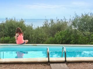 Villa with large swimming pool, stunning sea views / Gulf of sagone - Quiet and very spacious - Sagone vacation rentals