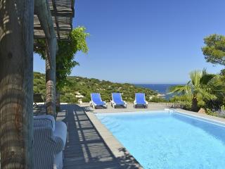 Villa Matisse Holiday vacation large villa rental france, southern france, riviera, cote dazur, pool, view, air conditioning, near bea - Saint-Tropez vacation rentals