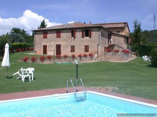 Sovicille Estate - Apartment 2 Rental in the town Sovicille - Tuscany - Sovicille vacation rentals