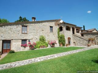 Podere - Arena Rental near Murlo, Tuscany - Murlo vacation rentals