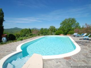 Villa Galgano Monticiano house rental in Tuscany - Monticiano vacation rentals
