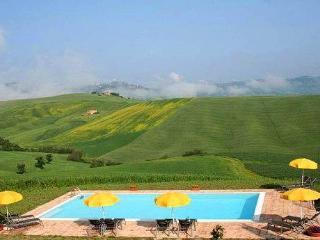 Castiglione Estate - Vista Villa rental Castiglione Orcia Tuscany - Castiglione D'Orcia vacation rentals