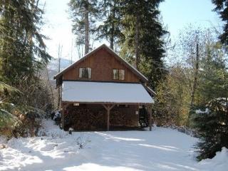 #44 - A COZY RUSTIC CABIN WITH MODERN CHARM & WiFi - Glacier vacation rentals