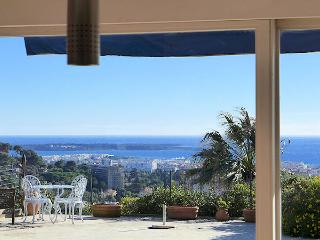 Cannes Côte d'Azur, Luxury apartment 6p, private pool & garden - Le Cannet vacation rentals