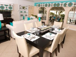 Bora Bora Upper - Chic Beachfront Apartment - Saint James vacation rentals