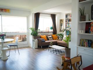 FAMILY APARTMENT WITH AMAZING VIEWS OF PARIS - Paris vacation rentals
