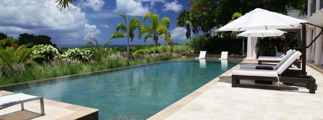 SPECIAL OFFER: Barbados Villa 304 A Stylish And Modern Villa, Located Adjacent To The 16th Fairway Of The Royal Westmoreland Golf Resort. - Saint James vacation rentals