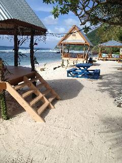 Nice Beach hut with Internet Access and Water Views - Savai'i vacation rentals