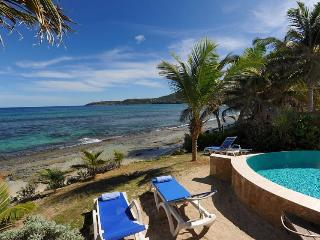 Located directly on the beach! - Anse Des Cayes vacation rentals
