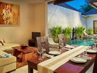 1 BDR private villa,20 mins walk to Seminyak beach - Seminyak vacation rentals