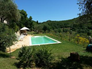 Beautifully reconstructed 18th century Tuscan villa with sea view and private pool - Porto Ercole vacation rentals