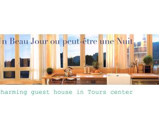 "NEW! ""One fine day One fine night"" duplex 19th c. - Tours vacation rentals"