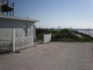 Cozy Oceanfront Lodging - New Smyrna Beach vacation rentals