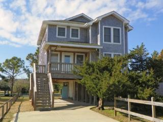 Island Time Beautiful canal front home with boat docking - Ocracoke vacation rentals