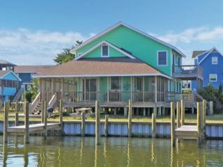Poker House- A boater's paradise! Complete with boat ramp and docking - Ocracoke vacation rentals