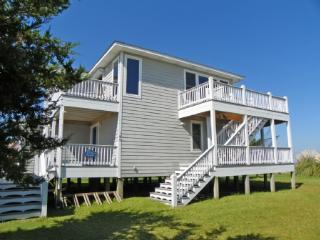 Blue Oyster- Private soundside access, boat docking - Ocracoke vacation rentals